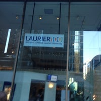 Photo taken at Laurier Toronto by Randall H. on 8/22/2012