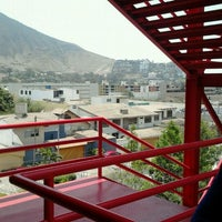 Photo taken at Pabellón E - UPC by Gloria H. on 11/9/2011
