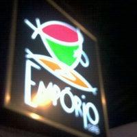 Photo taken at Empório Café by fluoreto on 11/15/2011