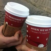 Photo taken at Starbucks by Ilinca M. on 11/15/2011
