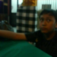 Photo taken at Mini Restaurant & Bar by Sabrina Dewi P. on 1/1/2012