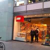 Photo taken at The LEGO Store by Tigz M. on 11/17/2011