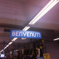 Photo taken at Decathlon Padova by Mario F. on 5/11/2012