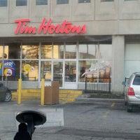 Photo taken at Tim Hortons by Ilya R. on 3/16/2012