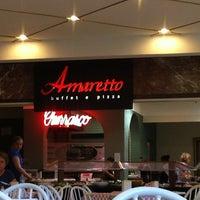 Photo taken at Amaretto by Luiz C. on 6/4/2012