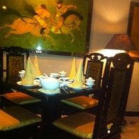 Photo taken at Eastin Grand Hotel Saigon by Vu K. on 11/6/2011