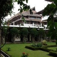 Photo taken at Institut Teknologi Bandung (ITB) by Arief Fadilla D. on 11/2/2011