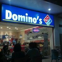 Photo taken at Domino's Pizza by Thiago E. on 1/8/2012
