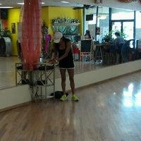 Photo taken at Fatcat Ballroom & Dance Company by Deejah F. on 7/28/2012