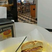 Photo taken at Bagel King by Toni S. on 1/14/2012