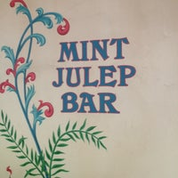 Photo taken at Mint Julep Bar by Steele C. on 6/7/2012