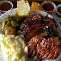 Photo taken at Jack's Bar-B-Que by Chris W. on 8/18/2012