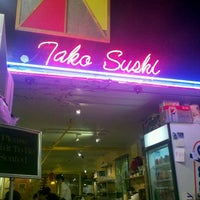Photo taken at Tako Sushi by Amanda B. on 11/17/2011