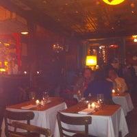 Photo taken at Chez Oskar by Margaret A. on 1/8/2011