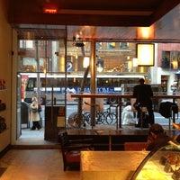 Photo taken at Juan Valdez Café by Santiago T. on 2/15/2012