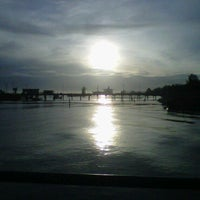 Photo taken at Pelabuhan Dumai by Hendrik D. on 3/28/2011