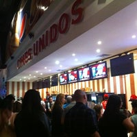 Photo taken at Cines Unidos by Arthur M. on 10/2/2011