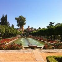 Foto tomada en Alcázar de los Reyes Cristianos por Eni el 7/6/2012