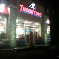 Photo taken at Thorntons by Elizabeth G. on 11/8/2011