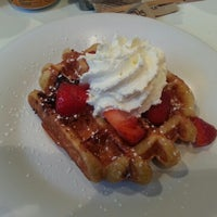 Photo taken at Sweet Iron Waffles by Gary T. on 9/6/2012