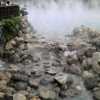 Das Foto wurde bei 地熱谷 Beitou Thermal Valley von moni9999 am 4/29/2012 aufgenommen