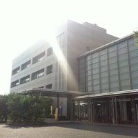 Photo taken at 豊山町役場 by さいにゃん on 8/30/2011