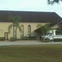 Photo taken at Calvary Baptist by Stephanie A. on 1/2/2012