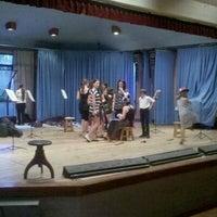 Photo taken at Auditorio San Rafael by Nacho on 11/18/2011