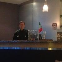 Photo taken at Hilton Milan by Bassem Z. on 6/23/2012