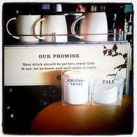 Photo taken at Starbucks by Jim N. on 4/5/2012