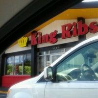 Photo taken at King Ribs by Qiara C. on 5/13/2012