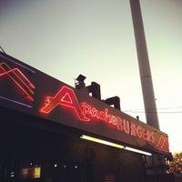 Photo taken at Apache Burger by Matt S. on 4/28/2012
