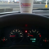 Photo taken at Dunkin' Donuts by Stephen S. on 1/10/2012