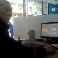 Photo taken at Site Redes Sociales Entel by Felo D. on 10/12/2011