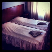 Photo taken at Hotel Unirea by Oliver S. on 6/9/2012