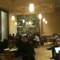 Photo taken at Juan Valdez Café by Megan on 1/19/2011