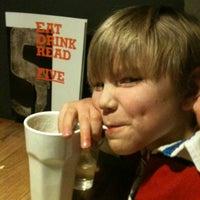 Photo taken at Coffee Yard by Kim P. on 2/14/2012