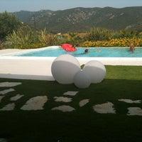 Photo taken at Domus De Maria by Marta B. on 8/6/2012