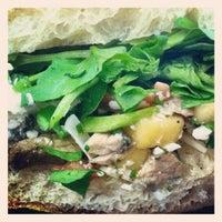 Photo taken at Snack Taverna by April Joy C. on 3/8/2012