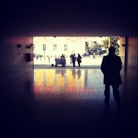 Photo taken at Terminal Fluvial do Terreiro do Paço by Francisco H. on 11/16/2011