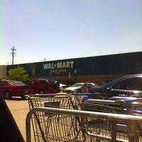 Photo taken at Walmart Supercenter by Sarah C. on 6/1/2011