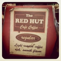 Photo taken at Red Hut Waffle Shop by Lynn B. on 9/4/2011