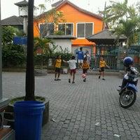 Photo taken at Sekolah Soverdi by deasy a. on 9/19/2011
