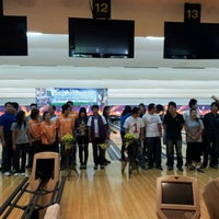Photo taken at Lanna Bowling - Chiang Mai by Adul T. on 11/13/2011