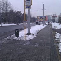 Photo taken at Stanice záchranné služby (bus) by Vikos on 12/22/2011
