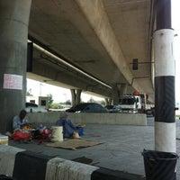 Photo taken at Bang Khu Wat Intersection by KiKiTuMo on 2/19/2011