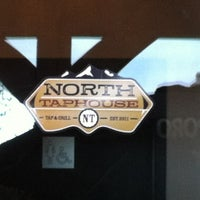 Photo taken at North Taphouse by Craig G. on 5/19/2012
