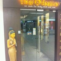 Photo taken at Thai Odyssey by Taufik M. on 3/12/2012