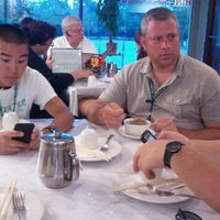 Photo taken at Great Wall Chinese Restaurant by Brian W. on 7/14/2012