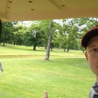 Photo taken at Hickory Grove Golf Course by Todd M. on 6/9/2012